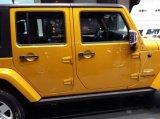 Panneau courant électrique automatique de pièces de rechange/opération latérale pour le Wrangler de jeep