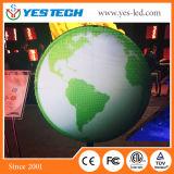 Mg13 P3.9/4.8/5.9mm redondo/círculo/pantalla creativa circular del LED