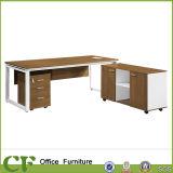 オフィスのための鉄骨フレームデザイン管理の机