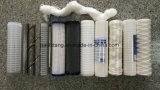 FDA PP 필터 코어 또는 Sst 코어 및 PP 털실 또는 PP Fibrillated 털실 또는 표백된 면 털실로 만드는 PP 끈 부상 필터