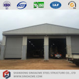 Workshop Shed를 가진 Sinoacme Prefabricated Metal Frame Office Building