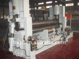 Гибочная машина плиты завальцовки металла W11s гидровлическая автоматическая