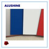 Zusammengesetzte Panel-Blatt-Preis 3mm 4mm preiswerte Aluminiumwand ACP-Acm Lowes