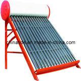 統合された58*1800低圧の太陽給湯装置