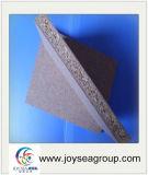 Полностью толщиной деревянный меламин зерна смотрел на Chipboard доски частицы