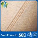 Saco de filtro de Nomex para o saco de coleção da poeira com prova da água e de petróleo