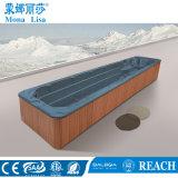10.6 Medirnos el BALNEARIO al aire libre de acrílico de la nadada del masaje de la marca de fábrica del lucite (M-3326)