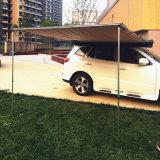 工場供給の屋外の折るキャンプ車の側面の日除け