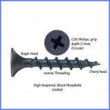Black Bugle cabeça do parafuso de rosca grossa