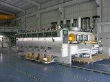 Stampa ondulata automatica ad alta velocità di Flexo che scanala macchinario tagliante