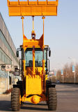 Le Mini Wheel Loader 1ton Wheel Loader pour le Vietnam