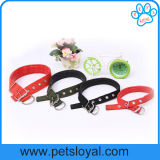 Acessórios de nylon por atacado do animal de estimação do colar de cão do animal de estimação da fábrica
