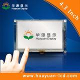 "RGB 공용영역 Ili6480bq 4.3를 가진 화소 480X272 "" TFT LCD 디스플레이"