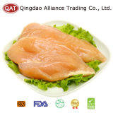Congelado IQF Skinless Halal de Pechuga de pollo
