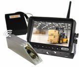 Gabelstapler zerteilt Moitor Kamera-Radioapparat-Sicherheitssystem