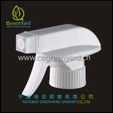 Pulverizador plástico do disparador para o jardim, disparador de limpeza