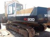 Usadas Komatsu PC200-5 Komatsu excavadora de cadenas Excavadoras 20 ton.