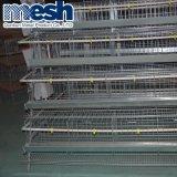 Alta calidad y precio bajo sistema de jaulas de pollo