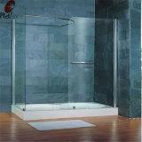 5mm de verre teinté gris foncé/verre flotté teinté gris foncé