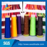 뜨개질을 하기를 위한 100%년 폴리에스테 DTY 털실 중국 처리되지 않는 백색 공상 털실