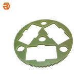 Laminado de fibra de vidrio epoxi FR4 de piezas de procesamiento (Planetario rueda)