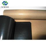 Высокая температура стекловолоконной ткани с покрытием из тефлона