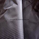 Полиэстер Жаккард Оксфорд ткань с W/R, PU покрытием для сумки