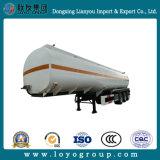 Kraftstoff-Tanker-Öl-Dieseltransport-halb Becken-Schlussteil der China-3 Wellen-40000L
