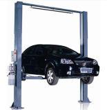 Подъем автомобиля конструкции 2 столбов гидровлический с ясным полом