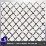 SUS304 316 ligamento tafetán de malla de alambre de acero inoxidable para el filtro