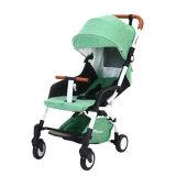 Neuer heller faltender Baby-Spaziergängerliegenund sitzender BabyPram