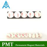 N38 de Magneet van het Neodymium van de Sticker met Magnetisch Materiaal NdFeB
