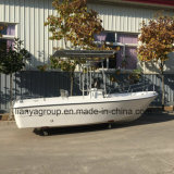 Liya 5.1mのボートコンソールステアリング日本によって使用される容器