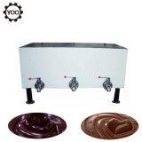 Schnelle Schokoladen-schmelzendes Becken des Edelstahl-500L