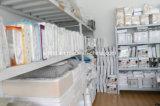 Tampa impermeável luxuosa refrigerando do colchão de Tencel do toque do vendedor quente de Amazon com a saia para quartos