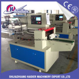 Máquinas para alimentar Croissant Pão fluxo automático e máquina de embalagem de Vedação
