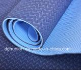 Ecoスリップ防止TPEのゴム製体操の適性のヨガのマット