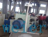 PVC内部の天井板の生産機械ライン