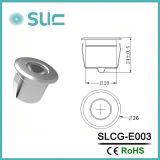 1W LED redonda de la luz de techo para los muebles (SLCG-E003)