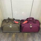 Sac de Duffle de déplacement de sac de roulement de valise de Double-Tirette de sac du chariot Bw1-006