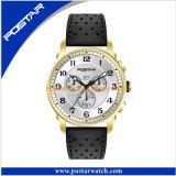 Marque de montres de Mens la première avec grand composent la montre de 10 atmosphères