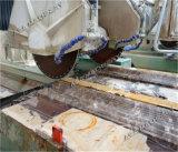 문 또는 창틀을 윤곽을 그리기를 위한 자동적인 돌 절단 장비