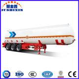 Semi Aanhangwagen 3 van de Tanker van de brandstof de Capaciteit van Assen 50ton