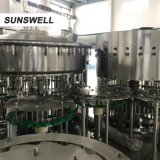 Het Vullen van de Was van Sunswell Zuivel Verzegelende PE van de Machine Fles