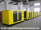 Insonorisées Générateur Diesel 120kw/150kVA moteur Deutz des groupes électrogènes