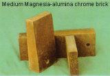Qualität Magnesiumoxyd-Chrom Ziegelstein