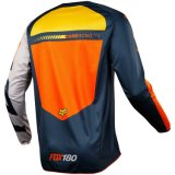 Attrezzo della bici della sporcizia di motocross del MX della mutanda di Sayak Jersey dell'arancio 180