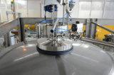 Automatisches Wasser-waschende füllende mit einer Kappe bedeckende Zeile