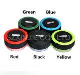 Haut-parleurs de Bluetooth de PRO de l'eau C6 de cadeau mini d'épreuve de Bluetooth de haut-parleurs de Micphone du support FM d'écart-type carte intrinsèque sans fil portative de FT