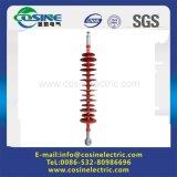 220kv Post Isolador Suspensão para Linha de Transmissão/Tipo de polímero de isolador de Pino